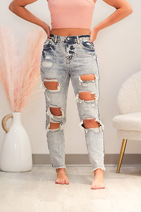 Favorite Mom Jeans