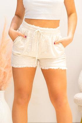 Boho Fringe Shorts