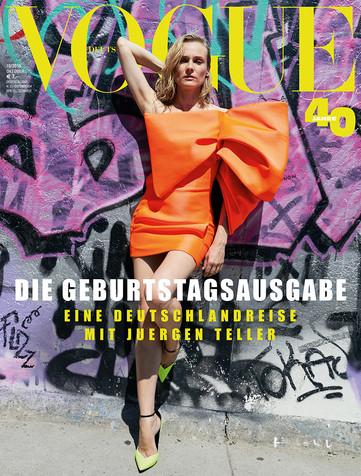 Vogue Germany // Okt 2019 - Juergen Teller