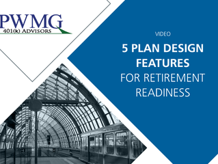 [Video] 5 Plan Features for Retirement Readiness