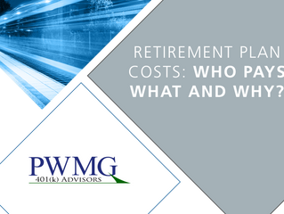 Retirement Plan Costs: Who Pays What and Why?