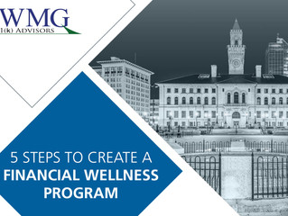 5 Steps to Create a Financial Wellness Program