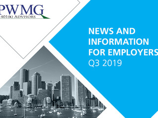 Q3 2019: News and Information for Employers