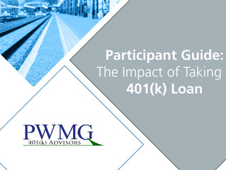 [Participant Guide] The Impact of Taking a 401(k) Loan