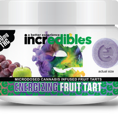 Incredibles Energizing Fruit Tart