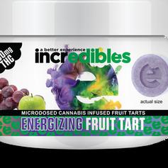 Incredibles Energizing Fruit Tart