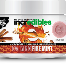 Incredibles Calming Fire Mints