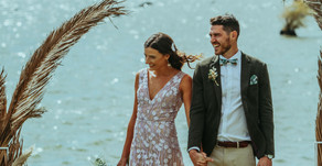 Teagan & Mark's Yarrawonga Wedding Win