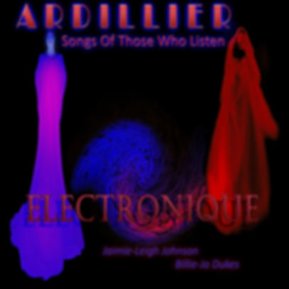 Electronic, Synth, Metal, Ballads, Power Vocals, by Australian Composer Ardillier