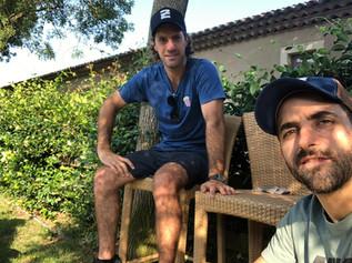 """Cesar Baraldo: """"Un buen estado físico puede estirar la vida deportiva muchos años más"""""""