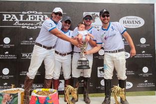Ivercorp ganador del Torneo Nacional Abierto de Mediano Handicap 2021 en Guatemala