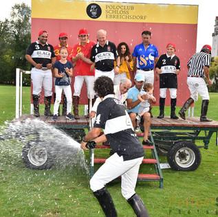 Black se quedó con la Autumn Cup 2021 en el Polo Club Ebreichsdorf