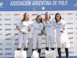 Namuncurá – Fundación Schoonem se quedó con la Copa de la Mujer de Alto Hándicap