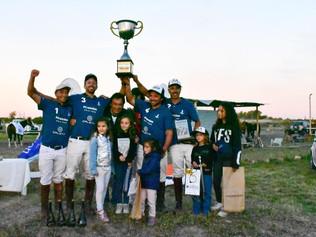 Puerto Pirámides tricampeón del Torneo Patagónico en Trelew