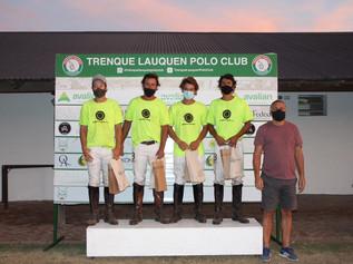 TL Agroyunta fue el campeón del Torneo Carnaval 2021 en Trenque Lauquen