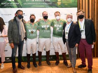 Italia Polo Challenge Roma: fotos y resultados