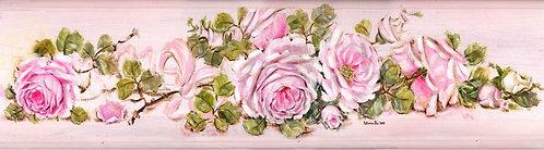 Pink Ribbon Rose Bouquet