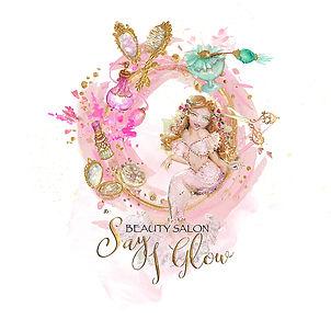 Shell Pink Siren-CatRisi Premade Logo-70