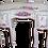 Thumbnail: Gorgeous  French Kidney Bean Desk