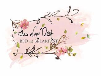 The Love Nest Flourishe- Premade LOGO-70