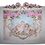 """Thumbnail: """"Innocence"""" Cherubs and Roses Canvas Print in Romantic Wood Frame"""