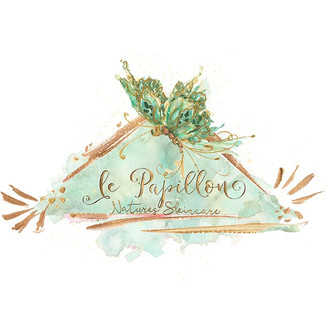 Le Papillon-CatRisi Premade Logo