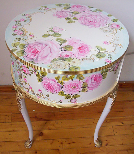 Gorgeous  Antique French Table
