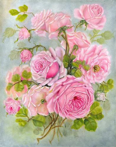 Flirting Grace Roses