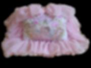Romanic Cherubs and Roses Pillows