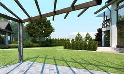 Дизайн сада московская область