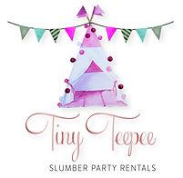 Tiny Teepee HTX Logo