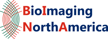 BioImaging North America Logo, links to home page
