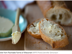 Appetites from MPR News: Pass the creamy, fresh, seasonal butter