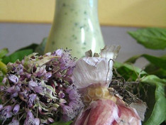 Creamy Basil Dressing à la Rochdale Farms (from Mill City Times)