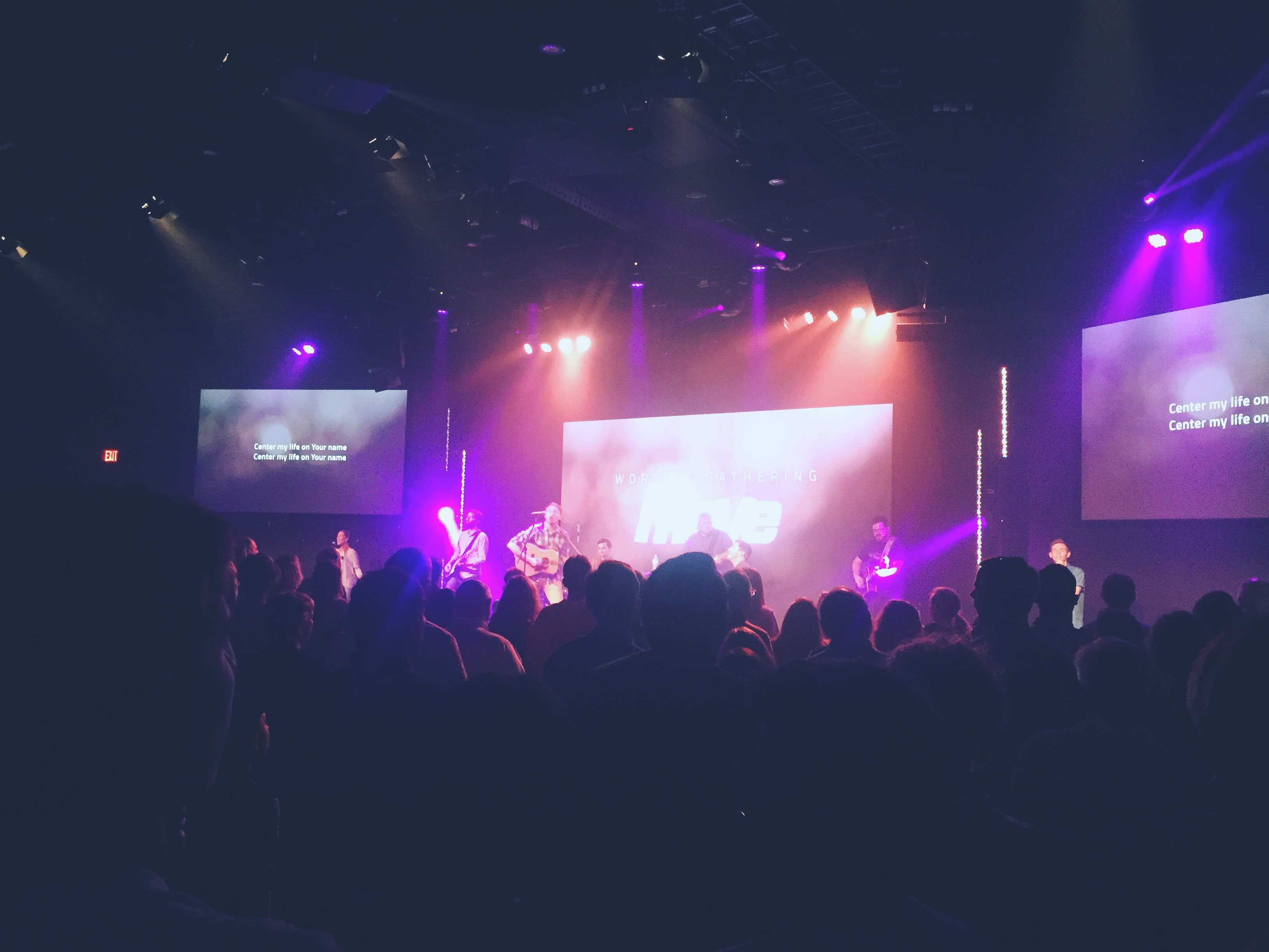 Worship Gathering: Move