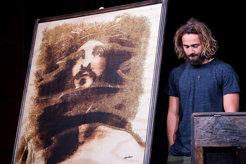 Jesus Portrait