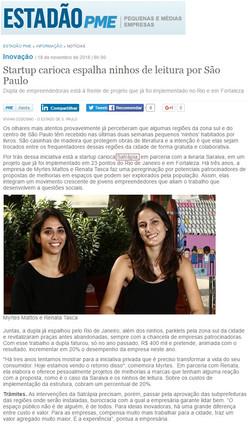 Satrápia_Estadão PME Online_18.11