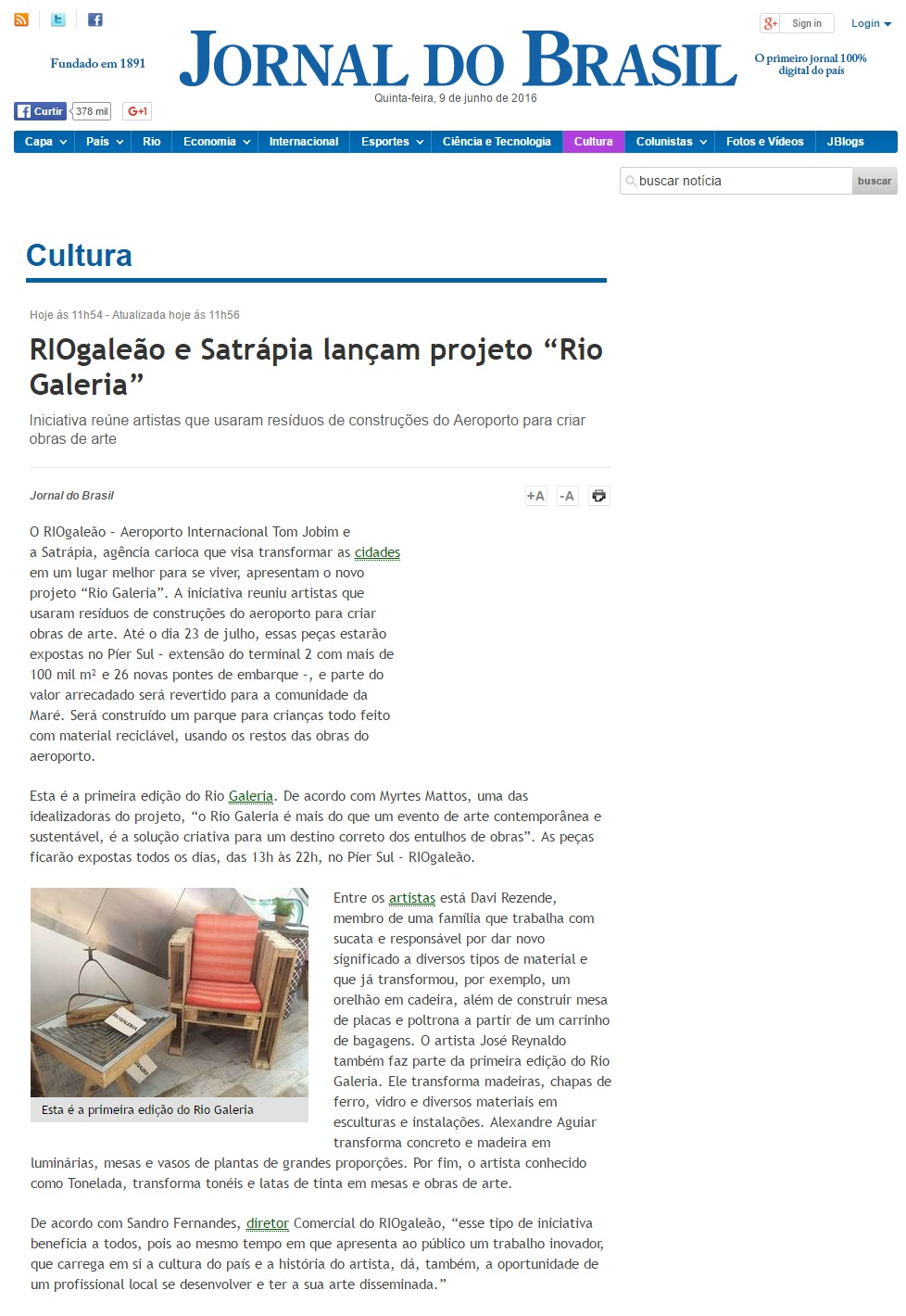 Satrápia_Jornal do Brasil_09.06