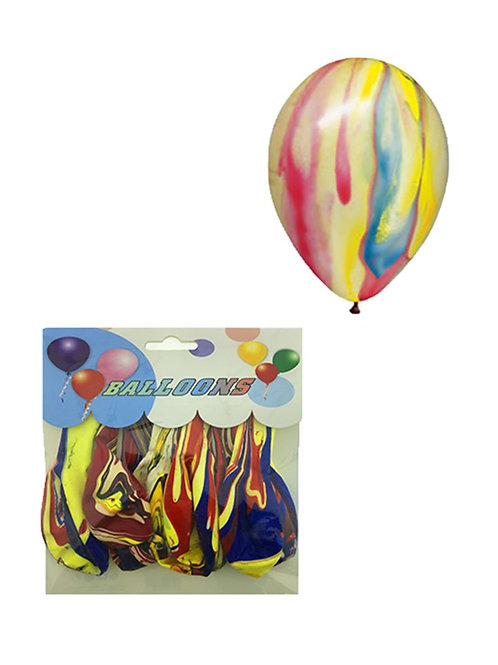 Assorted Marble Balloon