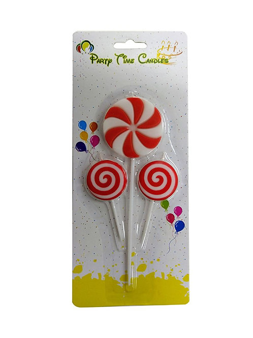 Lolly Candle