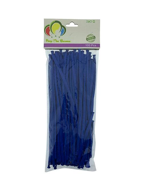 Royal Blue Long Balloons