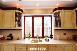 Кухни  в Вологде от салона Апрель