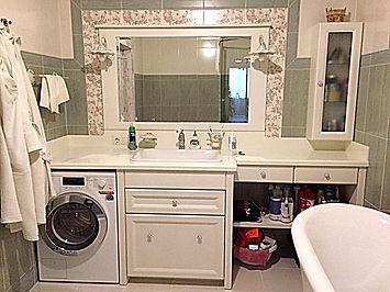 Мебель для ванной комнаты на заказ в Вологде. Салон Апрель