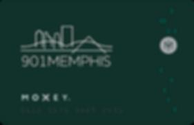 Memphis Moxey 901
