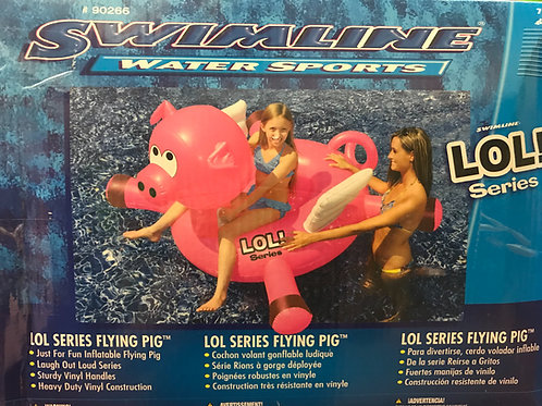Flying Pig Pool Float