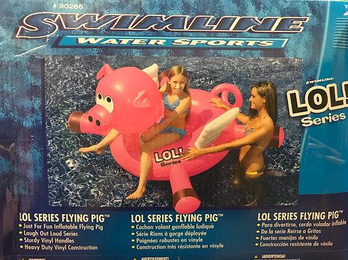 Flying Pig Pool Float