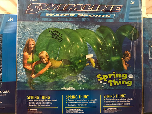Spring Thing Pool Float