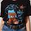 Thumbnail: T-SHIRT PRETA  SPACE BEAR