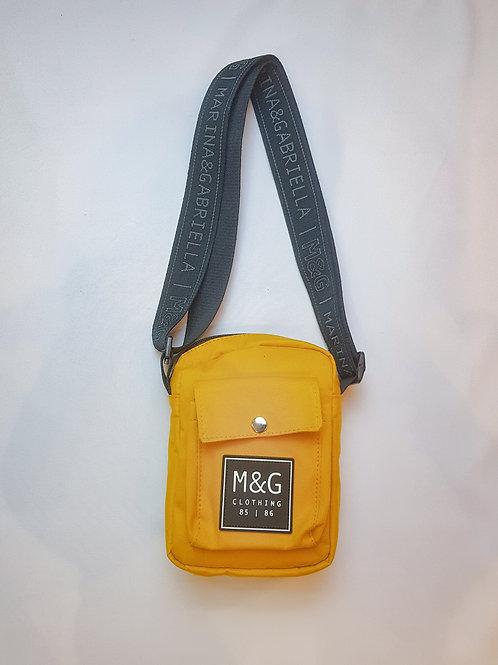 SHOULDER BAG M&G MOSTARDA