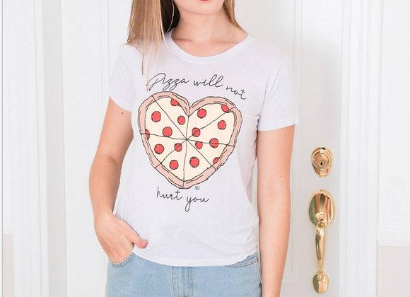 T-Shirt Pizza Will Not